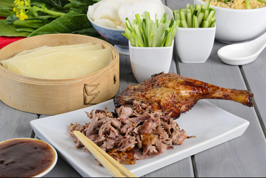 Crispy Aromatic Duck - Half - Noodles Collection in Cottenham Park SW20