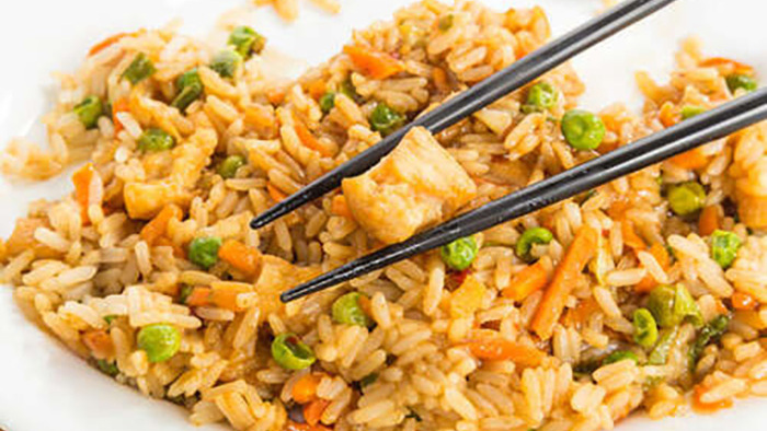 Egg Fried Rice - Dim Sum Delivery in Wimbledon SW19