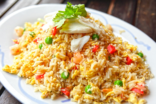 Singapore Fried Rice - Xin's House Delivery in Crooked Billet SW19