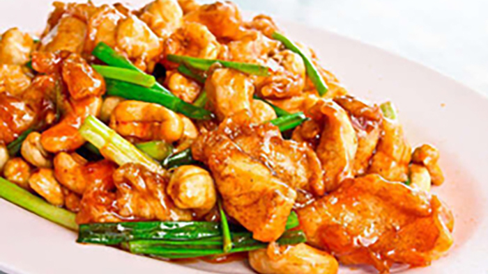 Chicken with Cashew Nuts - Chinese Food Delivery in Wimbledon SW19