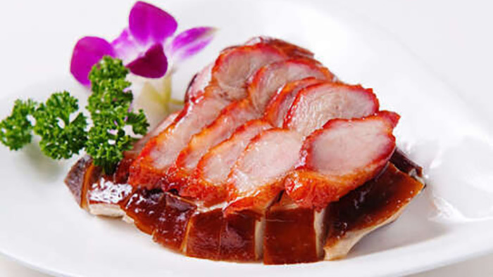 Roast Pork Chinese Style - Thai Takeaway in The Mews SW18