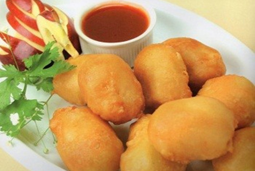 Crispy Balls with Sweet & Sour Sauce - Chinese Delivery in Mitcham CR4