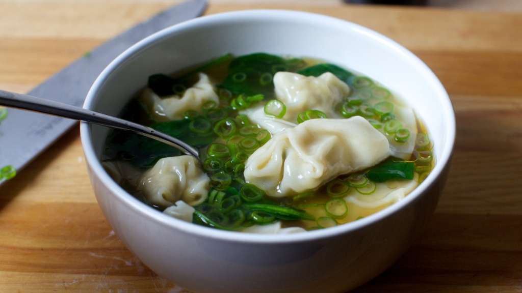 Won Ton Soup - Chinese Near Me Delivery in Merton Park SW19
