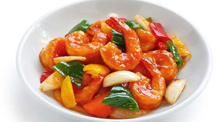 Sweet & Sour Chicken Hong Kong Style - Xin's House Collection in Summerstown SW17