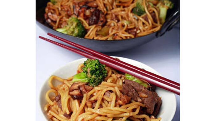 Plain Chow Mein - Local Chinese Delivery in St Helier SM5