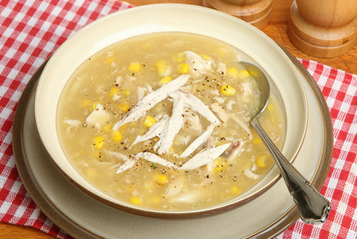 Crab & Sweetcorn Soup - Chinese Food Takeaway in Coombe KT3