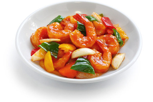 Sweet & Sour Sauce Hong Kong Style - Thai Restaurant Collection in Risley Close SM4