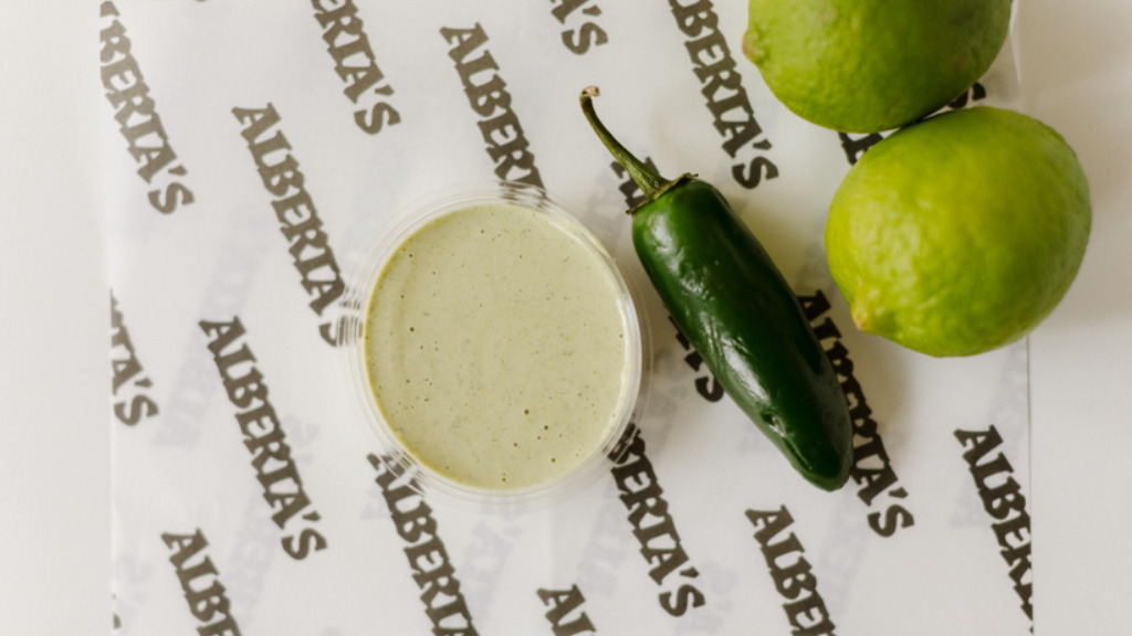 Jalapeno Garlic Mayo - Hot Sandwich Collection in Hollingdean BN1