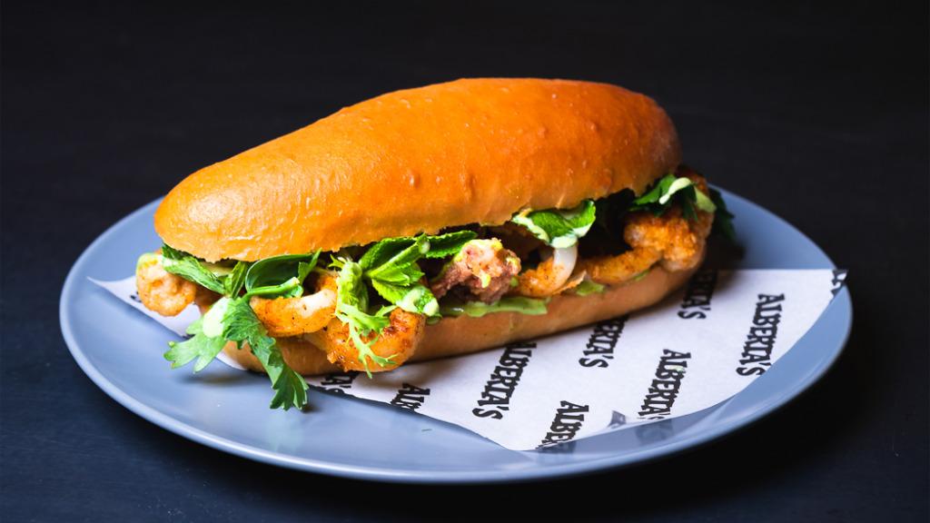 Squid Bun - Lunchtime Collection in Brighton BN1