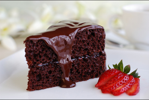Chocolate Fudge Cake - Local Pizza Collection in Park Langley BR3