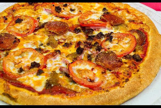 The Fatman - Italian Pizza Delivery in South Croydon CR2