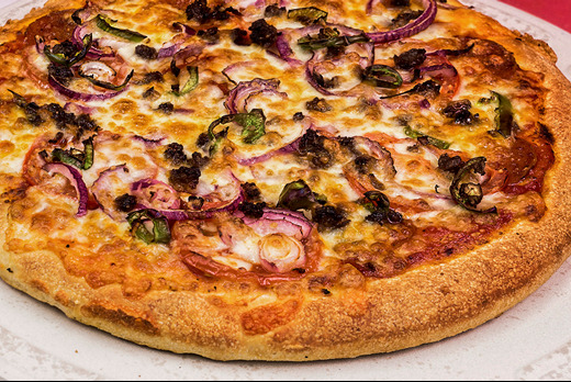 Capones Special - Italian Pizza Collection in West Wickham BR4