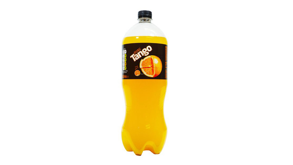 Tango Orange Bottle - Local Pizza Takeaway in Hardwick OX29