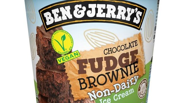 Ben & Jerrys Chocolate Fudge Brownie Dairy Free - Best Pizza Delivery in Little Minster OX29
