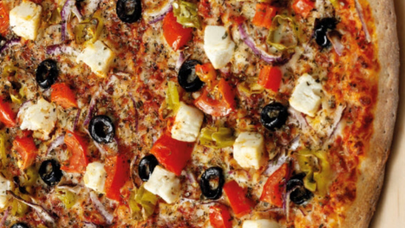 The Greek Style - Best Pizza Collection in New Yatt OX29