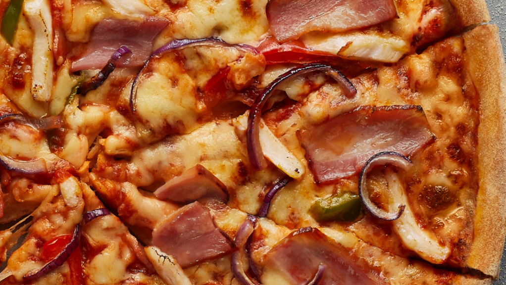 American BBQ - Vegan Pizza Delivery in North Leigh OX29