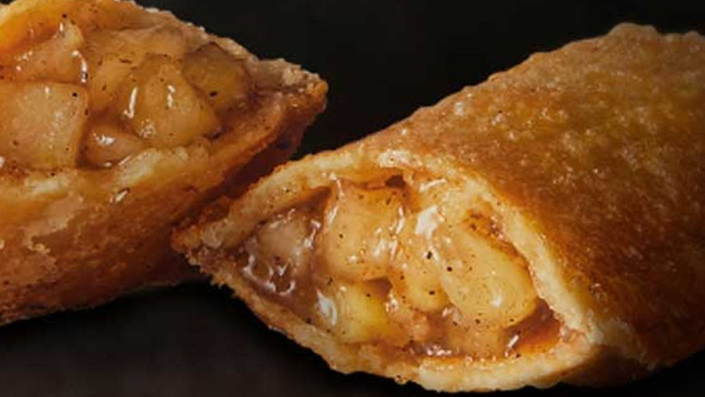 Apple pie & small vanilla ice cream tub - Desserts Delivery in Poffley End OX29