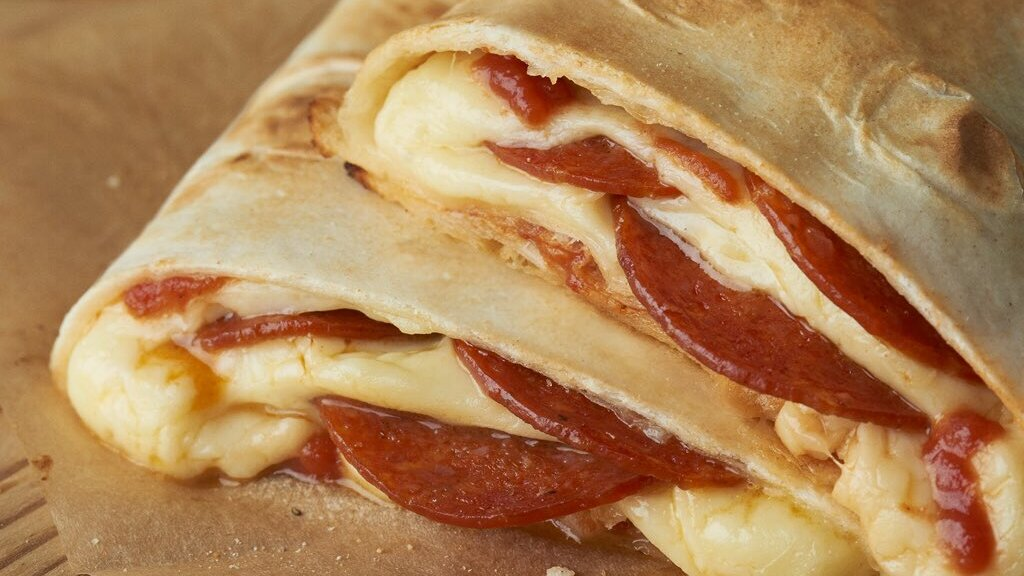 Pepperoni Wrap - Desserts Delivery in South Leigh OX29