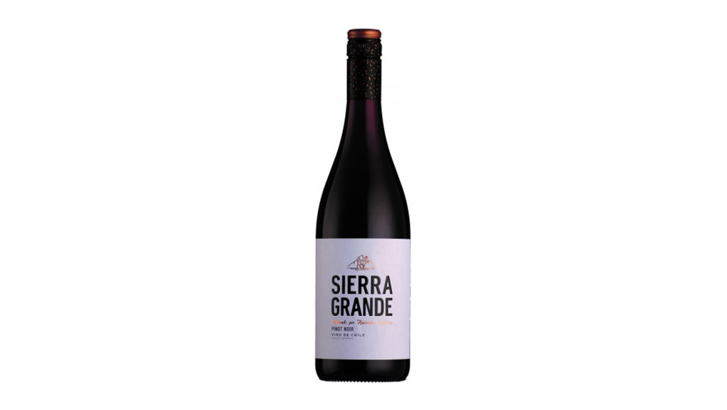 SIERRA GRANDE PINOT NOIR 13% [VG] - Indian Food Takeaway in Barton Hill BS5