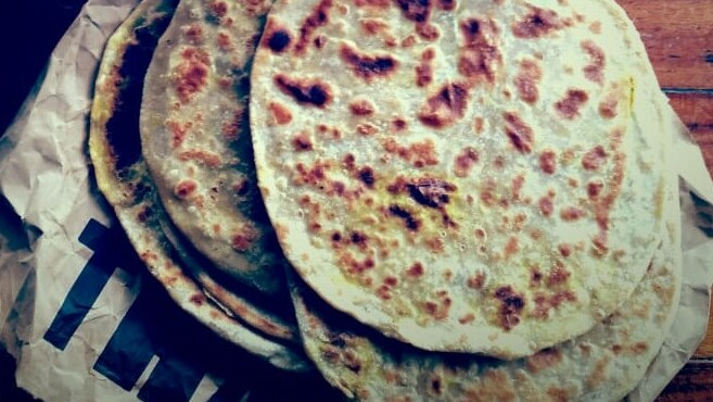 Paratha - Thali Collection in Northville BS7