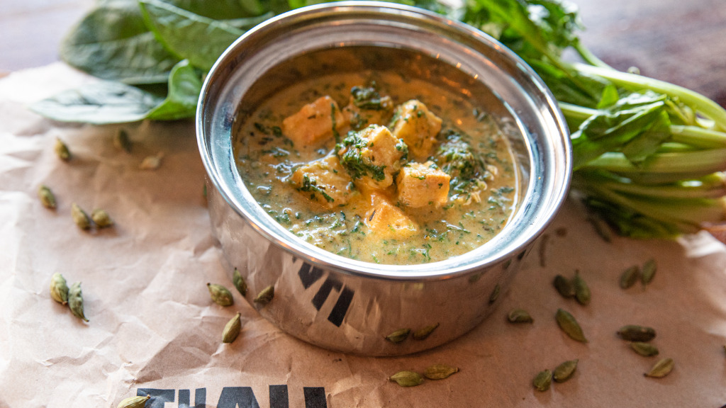 Punjabi Paneer - Thali Takeaway in Clay Hill BS5