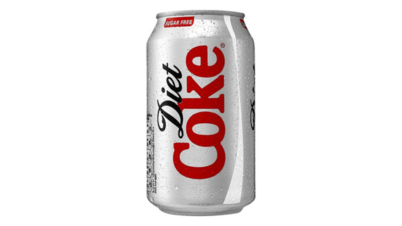 Diet Coke - Lunchtime Delivery in Covent Garden WC2E