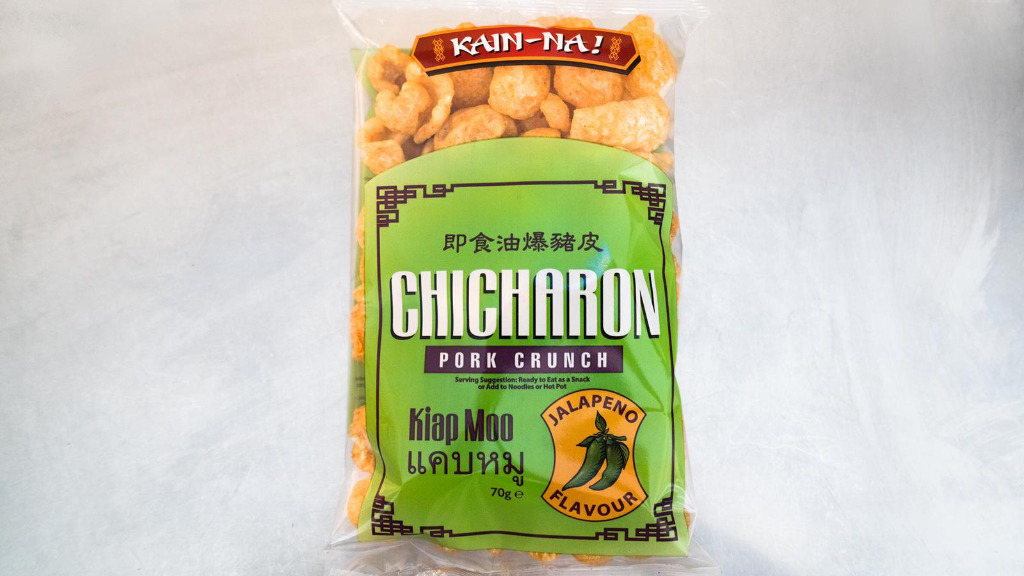 Jalapeno Chicharron - Impeccable Sandwiches Delivery in Finsbury WC1X