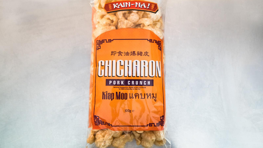 Chicharron - Impeccable Sandwiches Delivery in De Beauvoir Town N1