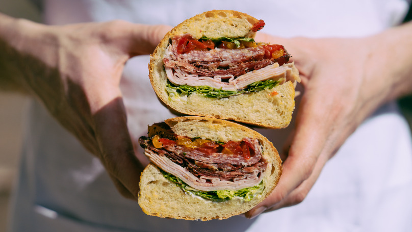 The Cold Cuts - Impeccable Sandwiches Delivery in Mile End E3