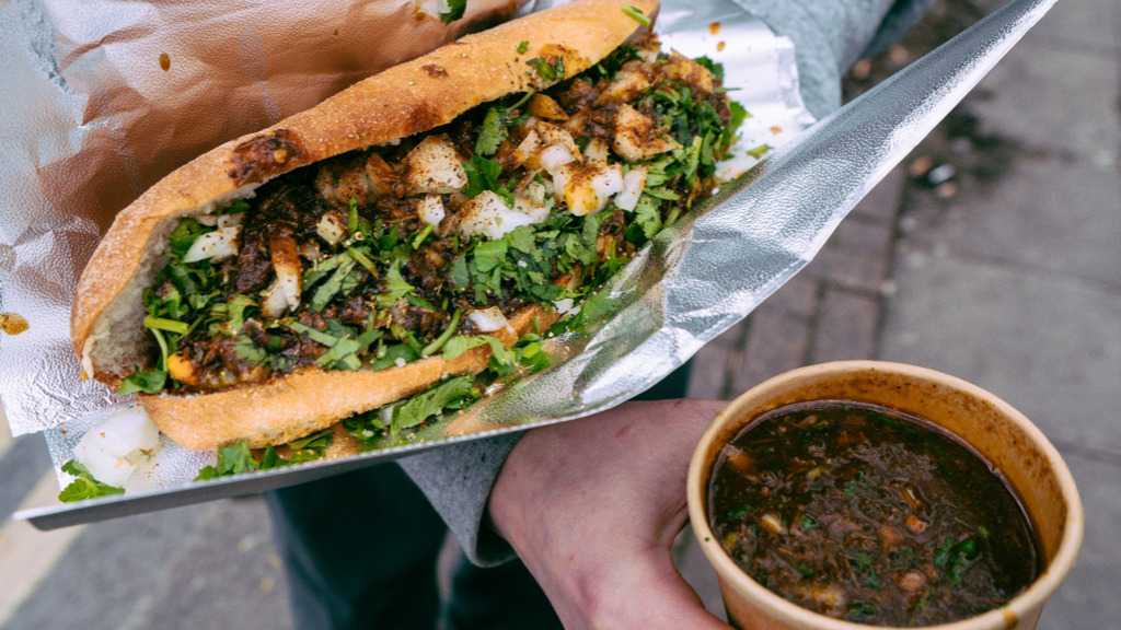 The Birria Sub - Sandwiches Takeaway in Dalston E8