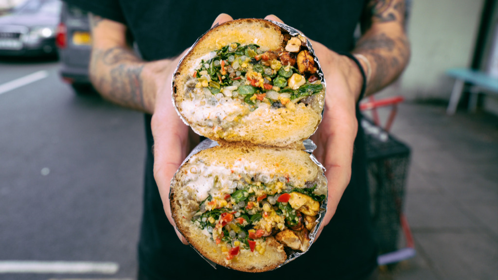 The Vegan Dom 2.0 - Doms Subs Delivery in Shoreditch EC2A