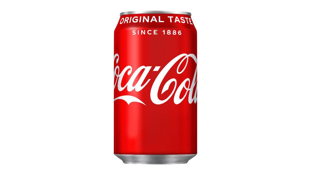 Coca Cola - Traditional Pizza Delivery in Wig Fach CF32