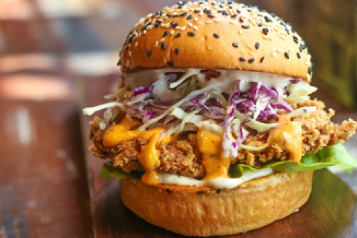 Chicken Burger - Best Pizza Collection in Holland Park W8