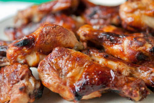 Special BBQ Chicken Wings (8pcs) - Casa Bella Delivery in Harlesden NW10