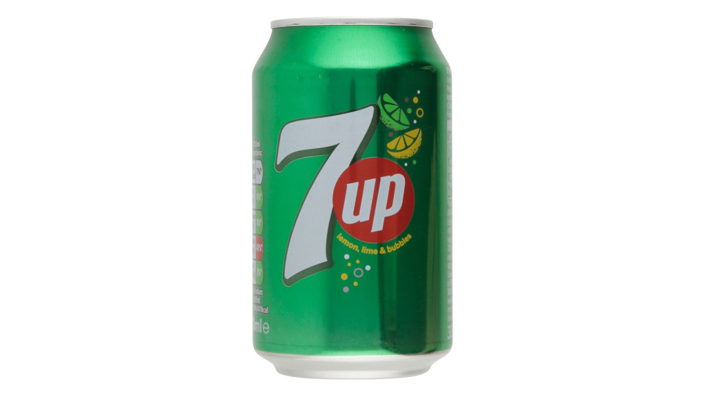 7UP Can - Chicken Burger Delivery in Camden Town NW1