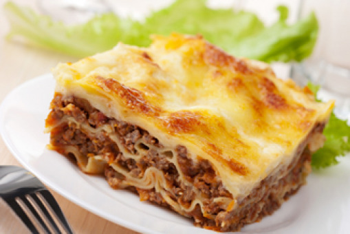 Meat Lasagne Pasta - Burgers Collection in Camden Town NW1