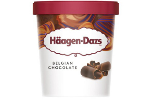 Haagen Dazs Belgian Chocolate - Salads Delivery in Lower Place NW10