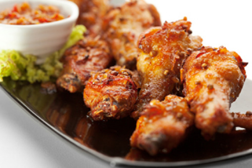 Special Chicken Wings (8pcs) - Casa Bella Collection in Little Venice W9