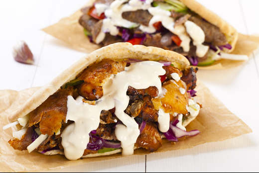 Chicken Doner Kebab - Burger Takeaway in Westwood PE3