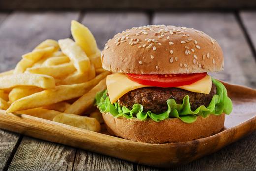 Combo Burger - Fried Chicken Takeaway in Newark PE1