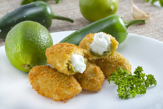Cheesy Jalapeno Bites - Take Away Food Collection in Peterborough PE1