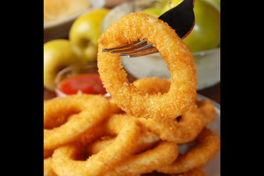 Onion Rings - Food Delivery in Paston PE4