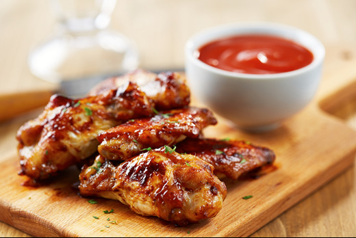 BBQ Wings - Salad Collection in Peterborough PE1