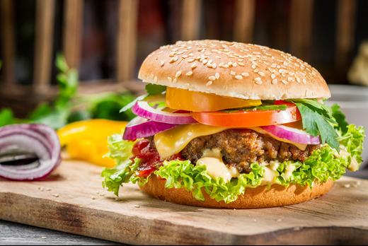 Veggie Burger - Burgers Delivery in Gunthorpe PE4