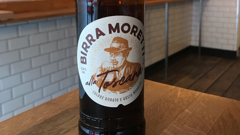 Moretti TOSCANA - Traditional Pizza Delivery in Finsbury WC1X
