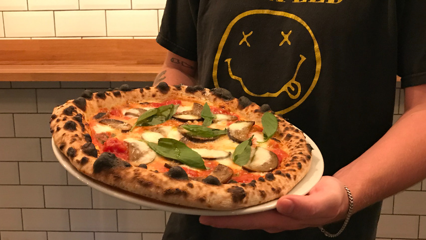 Parmigiana - Woodfired Pizza Collection in Lea Bridge E5