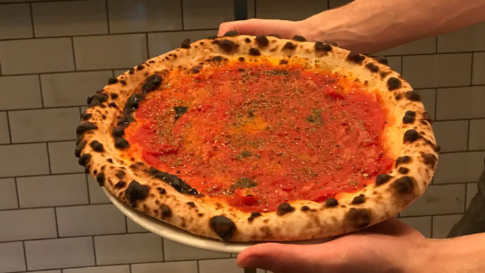 Marinara - Best Pizza Collection in Clerkenwell EC1R