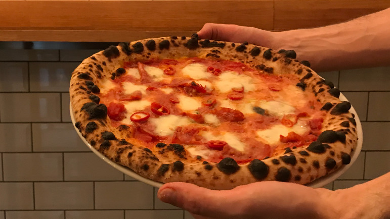 Lucifero - Pizza Takeaway in Mile End E3