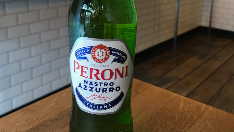 Peroni - Gordos Delivery in Bankside SE1