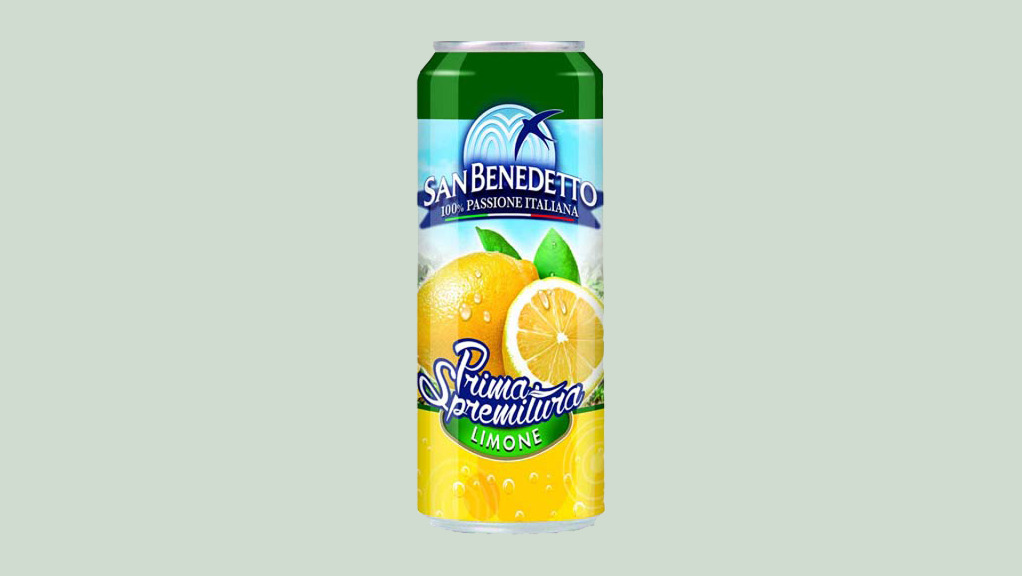 San Benedetto Spremitura Lemon - Local Pizza Delivery in Canonbury N1